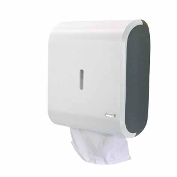 Dispenser Multiplo para papel higiênico e papel toalha - Premisse