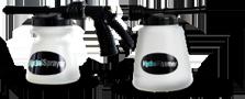 Hydro Foarmer e Hydro Sprayer - Renko