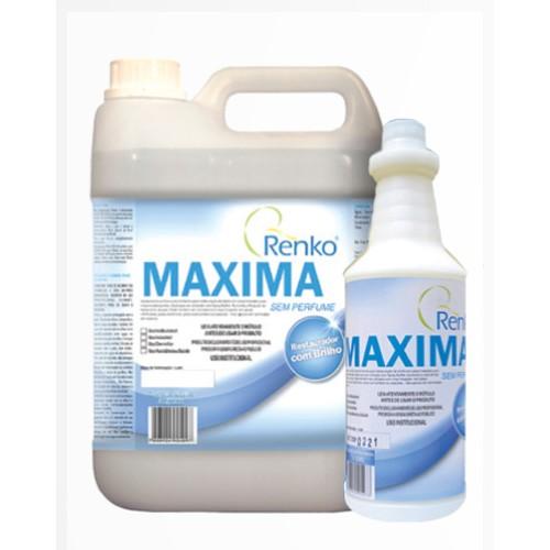 Maxima Cera Semi Polimentável - Renko
