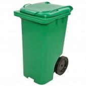 Contêiner Plástico com Rodas - JSN