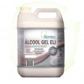Álcool Gel Eli Desinfetante de Uso Geral - Renko
