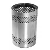 B10 - Cesto Telado em Aço Inox 60 Litros