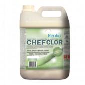 Chef Clor Detergente Gel Clorado - Renko